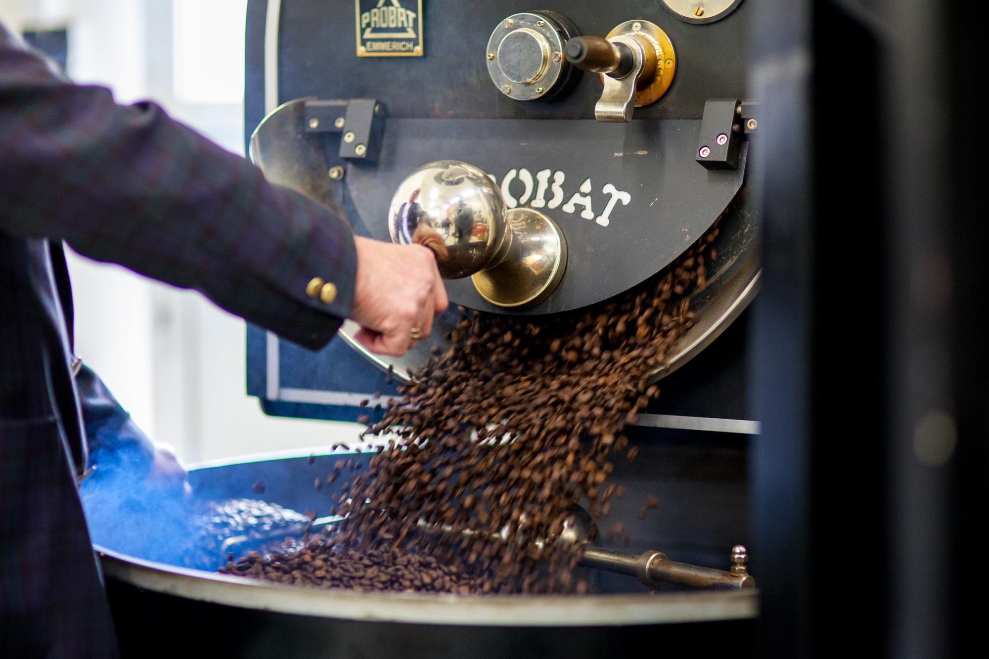 HARING KAFFEE - Handverlesene Kaffeesorten und schonende Röstung